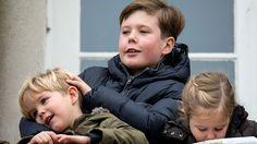 SE BILLEDERNE: Sådan så 2015 ud for prins Christian