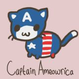 Captain Ameowrica! There are more Avenger Kittens!     http://www.buzzfeed.com/catesish/avengers-kitties-are-the-cutest-thing-ever
