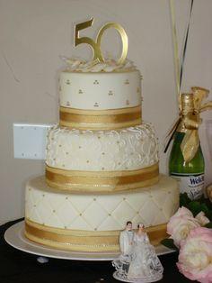 outstanding 50th anniversary cakes | 50th Anniversary Cake — Anniversary