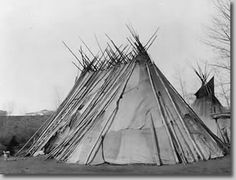 Paiute Indians Images of Their Shelter | wide area searching for food so their shelters were quickly built of ...