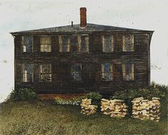 slayton house, by Jaime Wyeth
