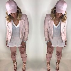 Rasheeda Frost style/One of my favs Boy Fashion, Fashion Looks, Fashion Outfits, Womens Fashion, Parisian Fashion, Fashion Spring, Modest Fashion, Street Fashion, Casual Fall Outfits