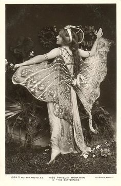 Love the vintage fairy picture