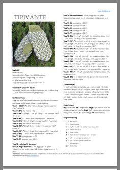 Kronevotter pattern by Tonje Haugli Mittens Pattern, Knit Mittens, Knitting Socks, Knitting Charts, Knitting Patterns, Diy Crafts Knitting, Pretty Star, Fair Isles, Free Pattern