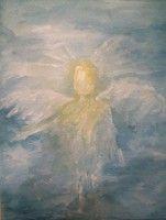 Angel #8 2009  Copyright Angela DeMuro  $20.00;To purchase a print go to: http://www.angelademuro.com/shop-angel-art.html