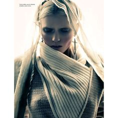 Abbey Lee Kershaw by Sebastian Kim for Numéro #126 ❤ liked on Polyvore