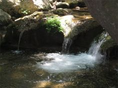 Potami Waterfalls, Samos