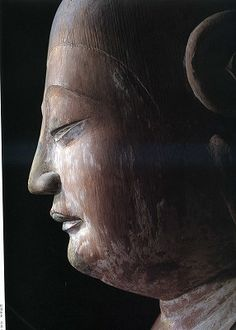 National Treasure of Japan, Seated Shaka Nyorai Statue, property of Muro-ji Temple in Nara 室生寺-釈迦如来坐像(国宝)