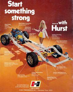 Hurst Performance Parts presented by Linda Vaughn