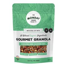 Muesli and Granola Archives Paleo Muesli, Granola, Pecan, Berries, Nutrition, Wellness, Food, Gourmet, Berry Fruits