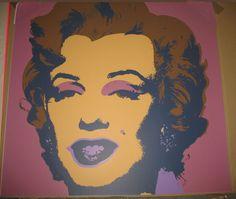 Andy Warhol, Sunday B. Morning - Marilyn #27 on eBid United States