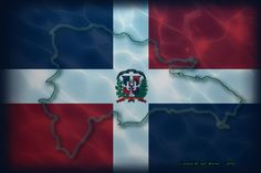 Dominican Flag | My Dominican Wallpaper by superjay15 on deviantART
