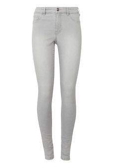 £14 Clothing at Tesco | F&F Grey Super Skinny Stretch Jeans > jeans > New In > Women