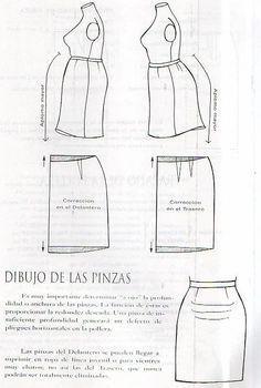 Boa noite fiorellini esse livro do picassa tem muitas dicas de costura como essas, alias, dicas de como corrigir modelagem. como nem todos...