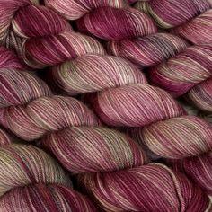 Verdant Gryphon Yarn - DK Weight, color Cockayne