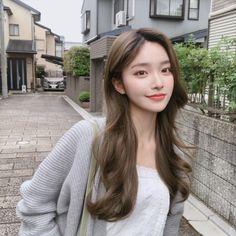 Aesthetic Asian Girls Photo Part 15 - Visit to See More - AsianGram Korean Beauty Girls, Pretty Korean Girls, Korean Girl Fashion, Cute Korean Girl, Cute Asian Girls, Beautiful Asian Girls, Asian Beauty, Mode Ulzzang, Ulzzang Korean Girl