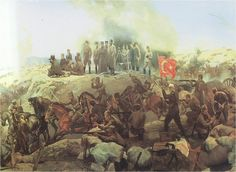The Turkish War of Independence in Art