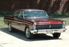"""This 1965 Mercury Comet Caliente is said to be a reliable driver with a nice, ten-year-old interior and respray. Its 289 V8 looks pretty clean and is topped by a big Edelbrock carb, while on the outside it wears new 15"""" Torq-Thrusts that give it a nice period look and stance. Find it here on Cr"""