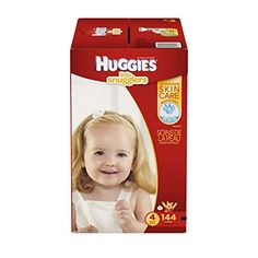 Huggies Little Snugglers Baby Diapers Size 4 144 Count (Packaging May Vary) (. Kids Store, Baby Store, Cloth Diaper Reviews, Diapers Online, Diaper Brands, Diaper Sizes, Disposable Diapers, Baby Disney, Cloth Diapers