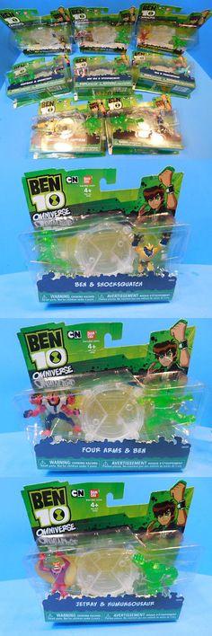 Ben 10 152906: Ben 10 Omniverse Action Figures Complete Set Of 2 Figures New -> BUY IT NOW ONLY: $99 on eBay!
