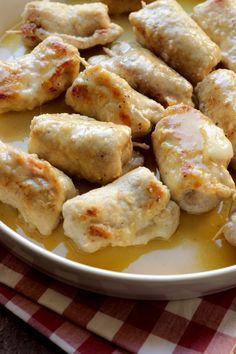 """""""Uccelletti"""" (roulades) of my house – Chicken Recipes Healthy Chicken Dinner, Beef Recipes For Dinner, Healthy Breakfast Recipes, Meat Recipes, Chicken Recipes, Snack Recipes, Cooking Recipes, Cena Light, My Favorite Food"""