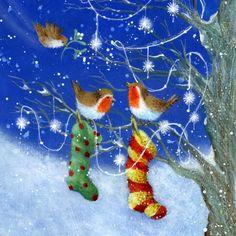 Album 2 « Gallery 15 « Christmas (by category) « Jan Pashley – Illustration / Design Christmas Bird, Twelve Days Of Christmas, Christmas Drawing, Christmas Past, Christmas Paintings, Christmas Clipart, Modern Christmas, Christmas Printables, Christmas Pictures