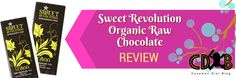 Welcome to my review of my sweet revolution lemon chocolate.