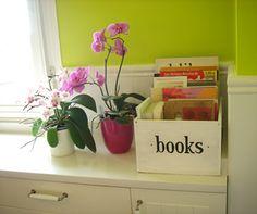 Caja para guardar tus libros by Mónica Calvo