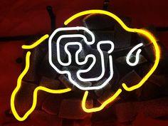 Hey, I found this really awesome Etsy listing at https://www.etsy.com/listing/195907434/budweiser-cu-buffs-colorado-buffalos-pub