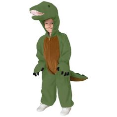 Kidosaurus dinosaur halloween costume $24.99.