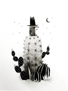 Jon Klassen - jetlag doodle