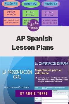 AP Spanish Lesson Plans and Curriculum for an Entire Year: Triángulo aprobado Daily Lesson Plan, Spanish Lesson Plans, Spanish Lessons, Ap Spanish, How To Speak Spanish, Spanish Language Learning, Teaching Spanish, How To Teach Grammar, Quizzes And Answers