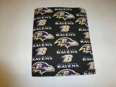 iPad cover Ravens Style by treehavenquilts on Etsy, $25.00