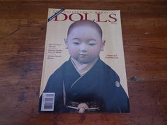 Dolls Collectors Magazine by ClearlyRustic on Etsy