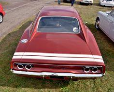 1968 DODGE Charger R/T 440 magnum
