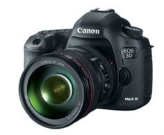 The new Canon EOS 5D Mark III - Sounds awesome!!