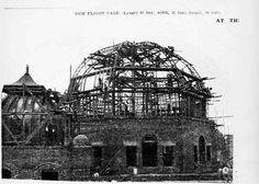Construction of Flinders Street Station 1/3.