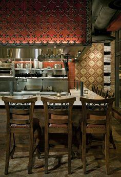 Grizform Design Architects - Washington DC :: restaurant / Estadio