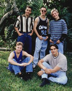 Backstreet boys is a boy group I know all about and have no problem admitting these guys are a guilty pleasure for me I listened to them when I was 7 and now over 10 years later are my fave boy band still