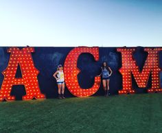 """Thanks to Sam & Tayler from San Diego wearing our """"Bandana & Braids"""" and """"Queen of Country"""" tanks at the @acmawards @acmparty in #Vegas! #lasvegas #acmawards #acm #acmpartyforacause #nashvegas #nashvilleinvegas #project615 by project615"""