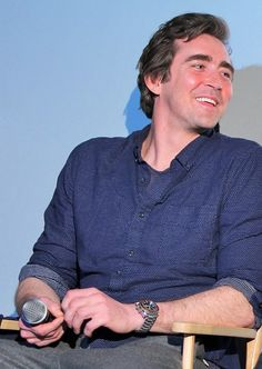 """""""All I ever remember wanting to do, as a kid, was act - nothing else.  In fact, about the only thing, other than acting, that I'd like to do is go live in the woods, build a log cabin at the top of a hill and try and hide away from the modern world.""""--Lee Pace"""