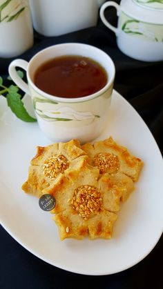 Tuzlu Kurabiye – Bir Dilim Lezzet French Toast, Breakfast, Food, Morning Coffee, Essen, Meals, Yemek, Eten