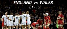 England defeats Wales in the first round of the RBS 6 Nations Championship. They scored 13 unanswered points to win the opening game of the 2015 6 Nations Championship, 21-16.   #Rugby #NiagaraFalls #OvalBalls #EnglishRugby #RugbyUnion #Wales