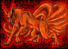 nine tailed fox | nine tail fox graphics and comments