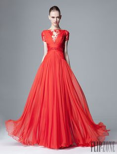 Zuhair Murad Pre-Autunno 2014 - Pret a porter - http://it.flip-zone.com/fashion/ready-to-wear/fashion-houses-42/zuhair-murad-4498