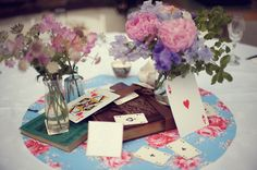 fab table decorations