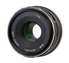 Meike Objektiv für Fujifim X-Mount, multicoated Distancia Focal, Fuji X, Sony E Mount, Nest Thermostat, Canon Ef, Goal, Wide Angle Lens, Reflex Camera