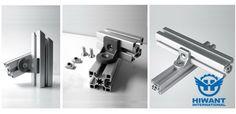 Aluminium profile product—— aluminium alloy adapting piece, industrial aluminium profile.