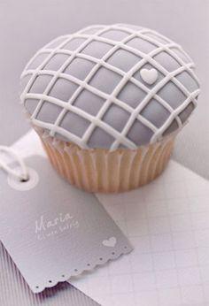 Checkered Cupcakes