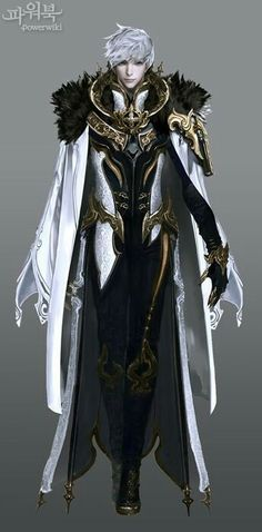 Lord Commander Sauvigny